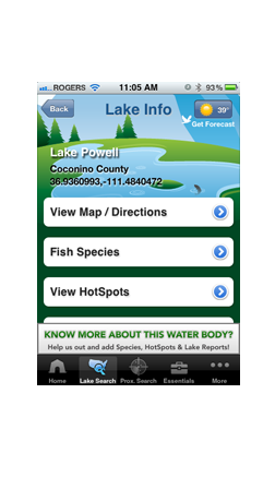 iFish Arizona™ | The App for Fishing in Arizona